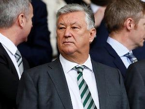 Celtic chief executive apologises for club's Dubai visit
