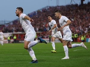 Vokes delighted with Europa League goal