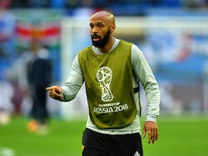 Messi admits being starstruck by Thierry Henry