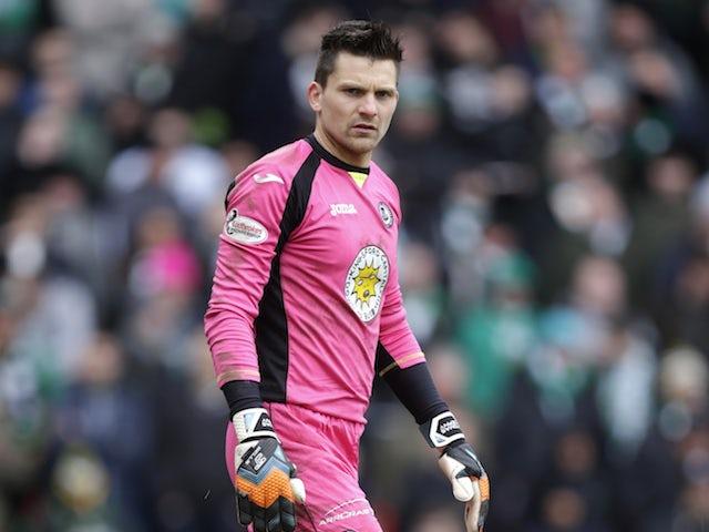 Aberdeen sign goalkeeper Tomas Cerny