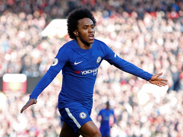 Willian: 'I want to play for Mourinho again'
