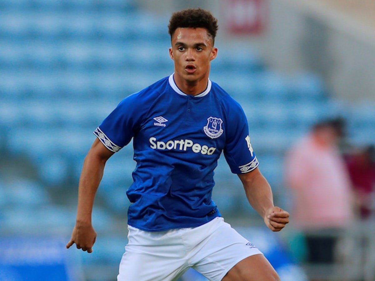 Wigan Athletic Complete Antonee Robinson Signing From Everton