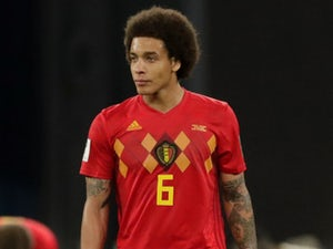 Dortmund to sign Witsel from Tianjin