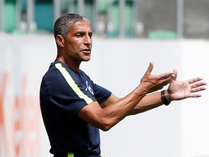 Chris Hughton unwilling to set any targets