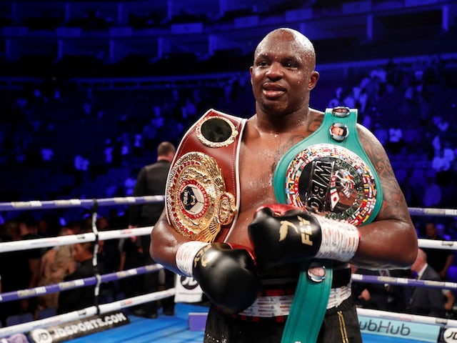Dillian Whyte and Dereck Chisora set up London rematch next month