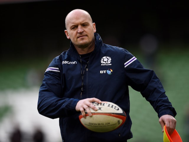 Gregor Townsend: Scalping South Africa would top Calcutta Cup triumph