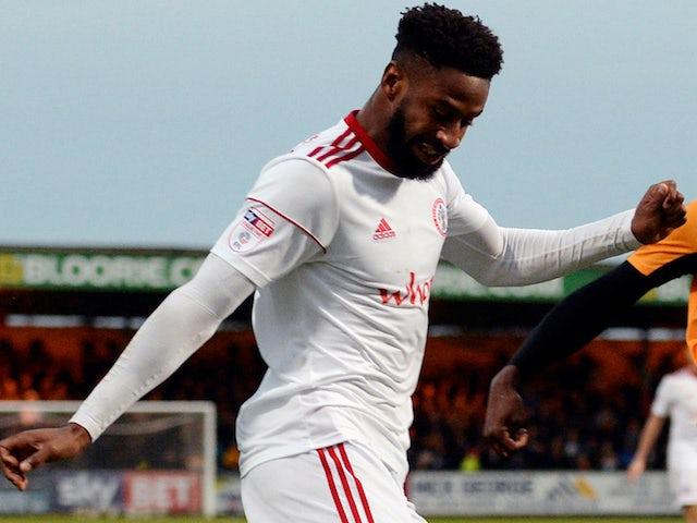 Ipswich confirm Janoi Donacien signing