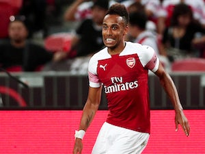 Kanu tips Aubameyang to spearhead Arsenal