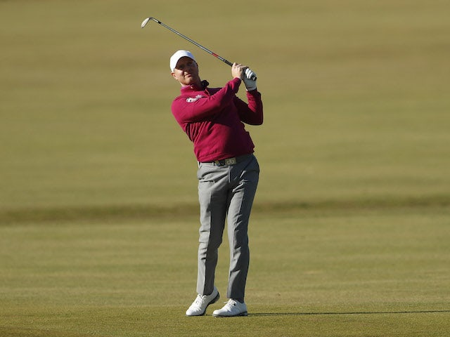 Richard McEvoy switches up approach to share Cyprus Open lead