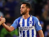 Sam Baldock in action for Reading in the FA Cup on February 17, 2018
