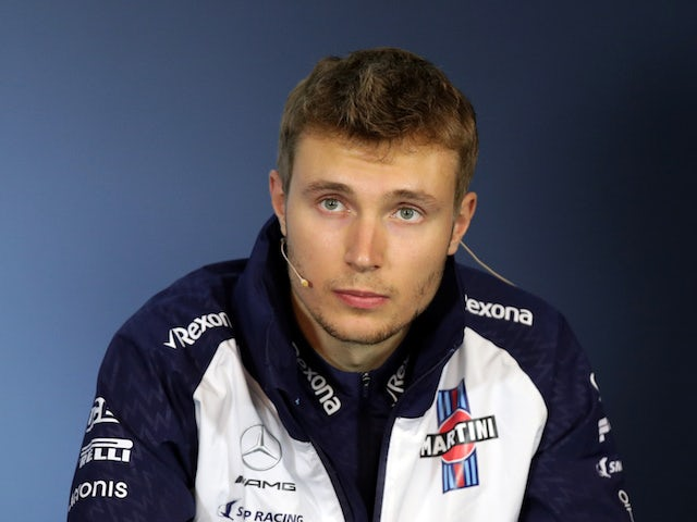 Sirotkin eyes return to Williams