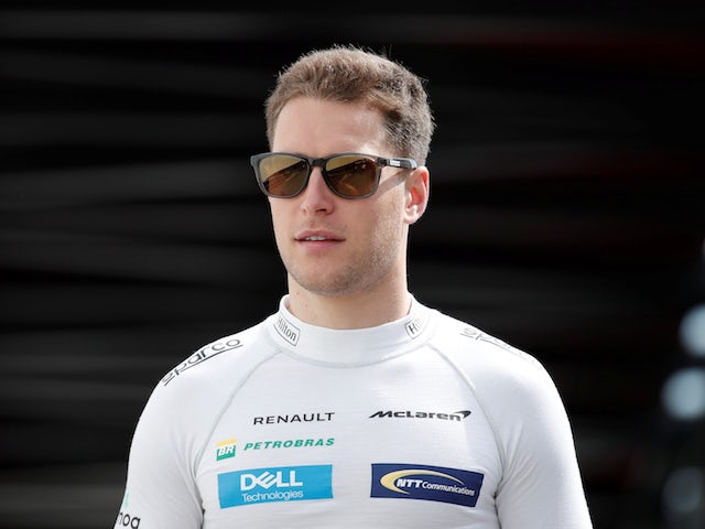 No 'off season' for axed F1 driver Vandoorne