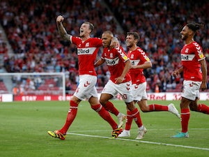 Boro thrash Sheff Utd to go top