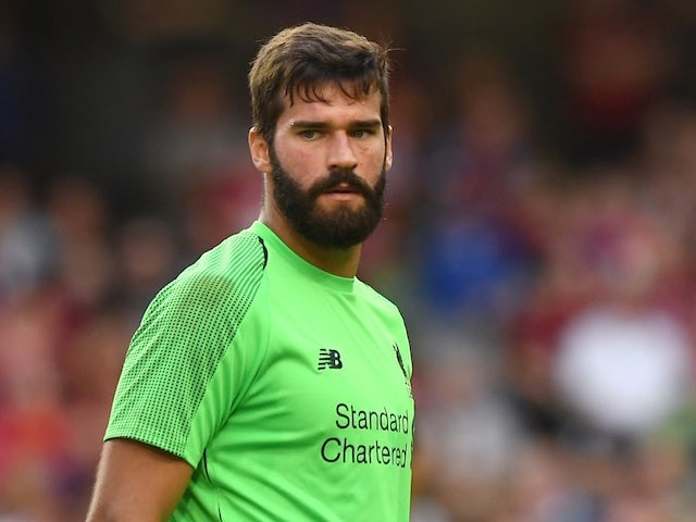 Klopp: 'Alisson has right personality'