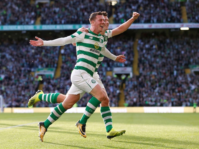 Callum McGregor wants