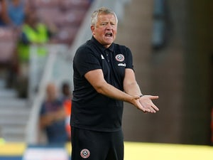 Chris Wilder pleased with Blades' display in Stoke draw