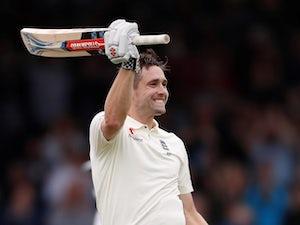 Chris Woakes helps England build lead