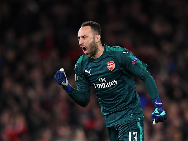 61ff6feff ... long sleeves soccer club jersey 612cf 3cf5d  switzerland ospina keen  for permanent napoli move reuters. arsenal goalkeeper 35af5 234fd