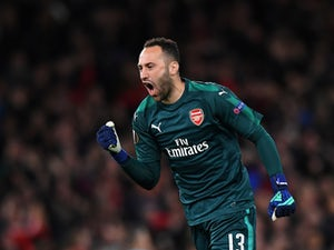 Napoli confirm David Ospina talks