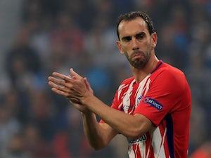 United to renew interest in Diego Godin?