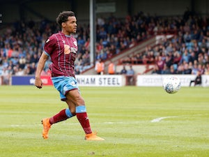 Derby County 'agree Duane Holmes deal'