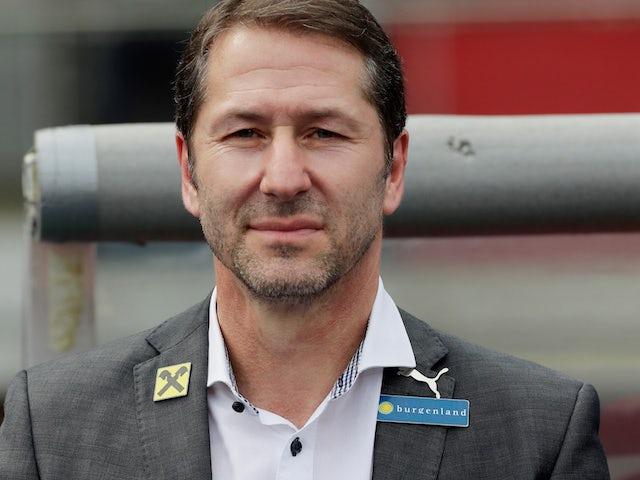 Austria coach Franco Foda pictured on June 10, 2018
