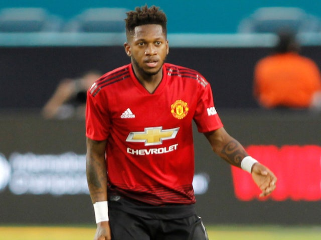 Solskjaer reassures Fred over exclusion