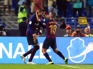 Pique: 'Barcelona can't just focus on CL'