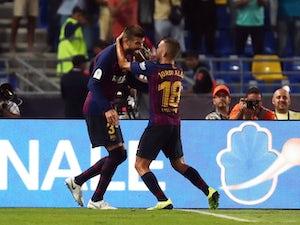 Dembele stunner sees Barcelona triumph