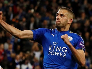 Islam Slimani joins Lyon as Atletico sign Moussa Dembele