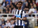 Ivan Toney in action for Newcastle United in 2015