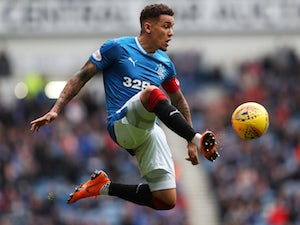 Result: Rangers too strong for Maribor at Ibrox