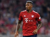 Jerome Boateng in action for Bayern Munich in pre-season on August 7, 2018