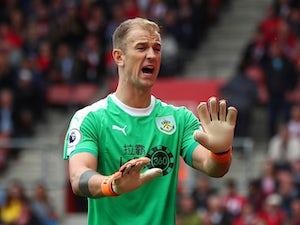 Joe Hart 'offered England lifeline'