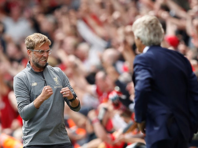 Klopp: 'We played better than I expected'
