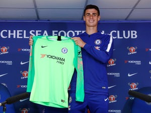 Team News: Kepa begins in goal for Chelsea