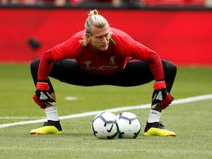 Liverpool 'cannot recall Loris Karius'