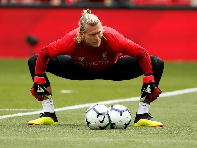 Karius 'lost backing of Liverpool teammates'