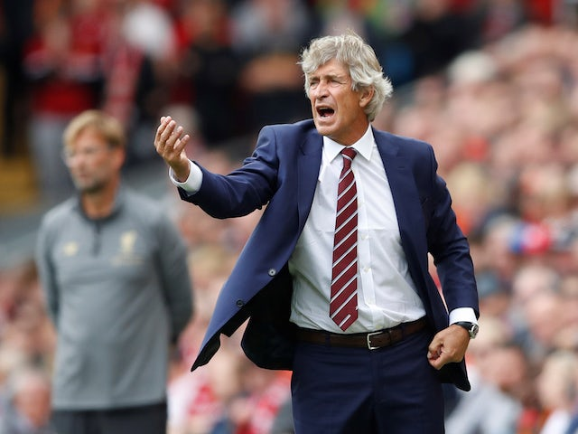 Pellegrini sack 'would cost West Ham £15m'
