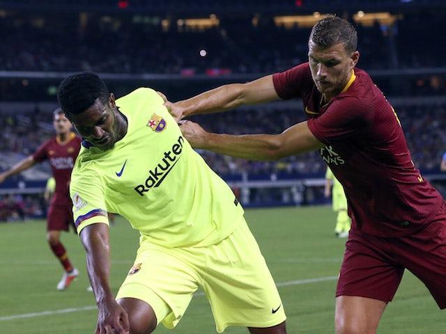 Marlon leaves Barcelona for Sassuolo