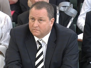 Two investors in talks with Mike Ashley over buying Newcastle