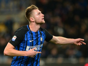 Liverpool 'join race for Milan Skriniar'