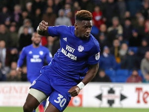 Bogle joins Brum on loan from Cardiff
