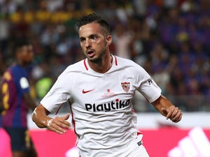 Spain midfielder Pablo Sarabia: 'We can't think we've already qualified'