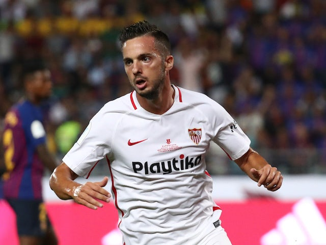 Madrid looking to sign Pablo Sarabia?