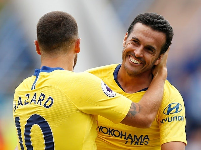 Pedro: 'I remain very ambitious'