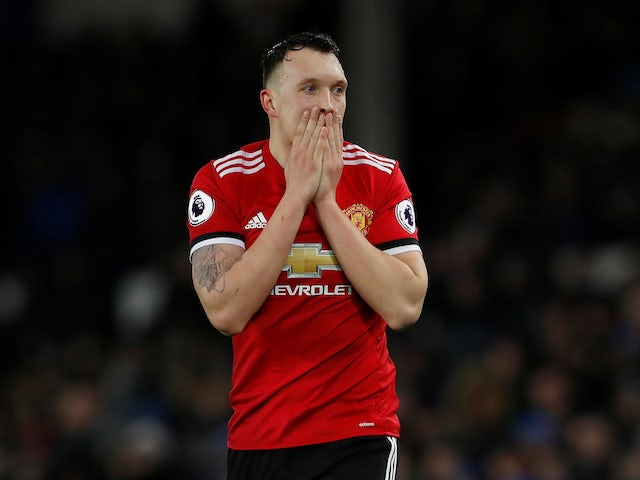 Phil Jones: 'We must focus on ourselves'