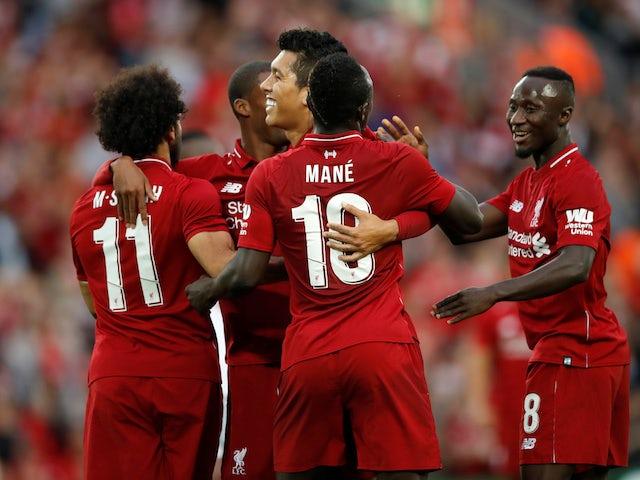 Klopp: 'Liverpool ready to go again'