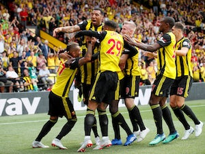 Watford triumph away at Burnley