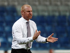 Sean Dyche says Burnley are close to rediscovering their form